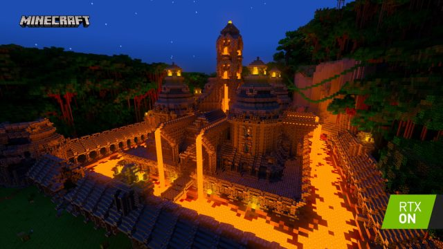 Nvidia Shows Off New Ray-Traced Minecraft Screenshots, Modding Resources 5