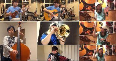Watch the Animal Crossing Musicians Perform a Delightful Live Version of the Theme Song 4