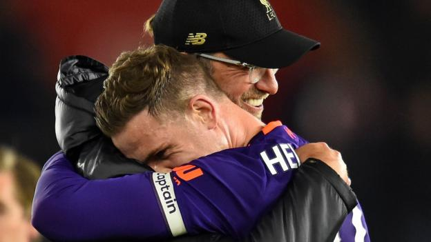 Liverpool win Premier League: Jordan Henderson on Klopp, fans & future titles 8