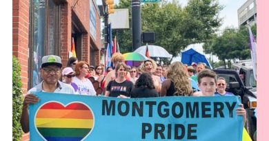 In Alabama, Pride Is a Protest for Queer Survival—Even If That Means Protesting Alone 3