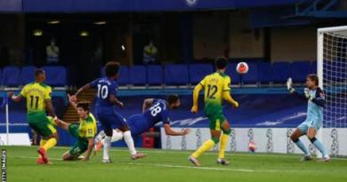 Chelsea 1-0 Norwich: Lampard 'wants more' as Blues move clear in Champions League race 3