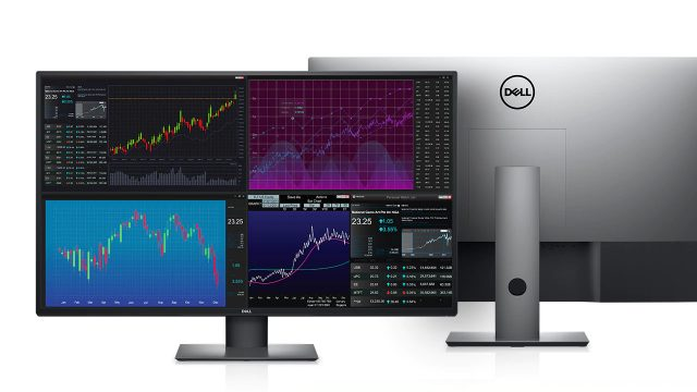 ET Independence Day Deals: Dell U4320Q UltraSharp 43-Inch 4K Monitor for $710, All-New Ring Video Doorbell w/ Echo Dot only $79, Inspiron 15 5000 Intel Core i7 Laptop $649 24