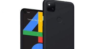 Google Accidentally Posts Pixel 4a Render on Google Store Page 4