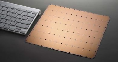 Cerebras Wafer Packs 2.6 Trillion-Transistor CPU With 850,000 Cores 2