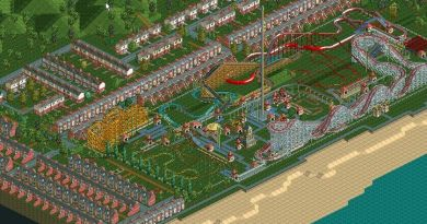 Not Even RollerCoaster Tycoon Is Safe From My Unchecked Inner Angst 2