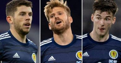 Scotland v Israel: Armstrong, Tierney & Christie out after positive Covid test 1