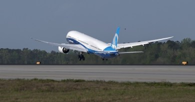 Boeing to cease 787 production in Everett 3