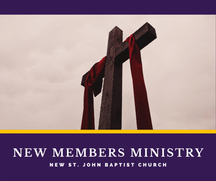 New Members Ministry
