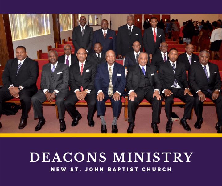 NSJ Deacon's Ministry