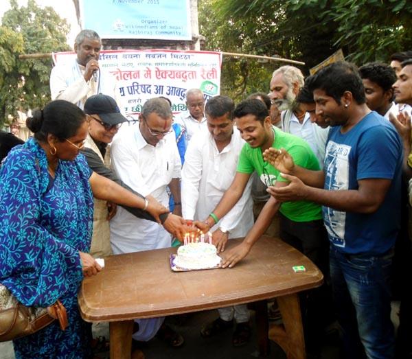 मैथिली विकीपिडियाको पहिलो वर्षगाँठ