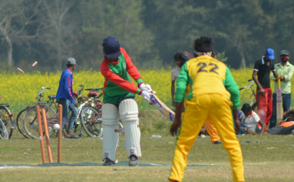 गनासिं क्रिकेटको छैठौ दिनः मन्सापुर र तोपा विजयी