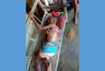 भारतीय यूवाद्वारा कुटपिट गरिएका सप्तरीका एक किसानको मृत्यु