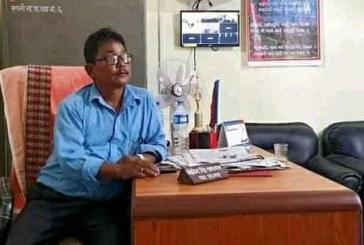 वडाध्यक्षको निधनमा शोक मनाउन रुपनी गाउँपालिकामा सार्वजनिक विदा