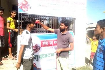 हनुमाननगरलाई तीन विकेटले पछार्दै राजविराज विजयी