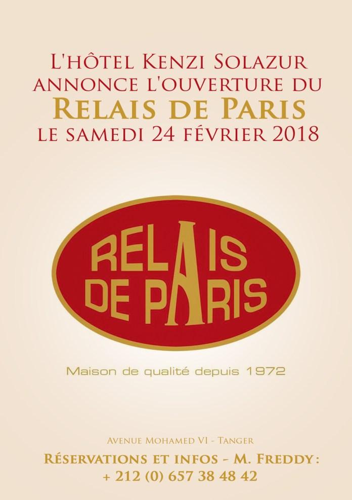 Relais de Paris