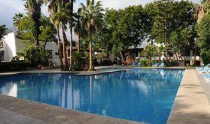 L'hôtel Kabila