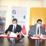 Accord de partenariat CCIS