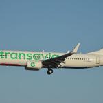 la compagnie Transavia