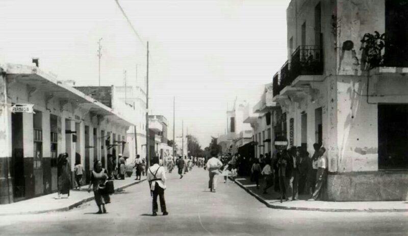 quartier espagnol - Martil
