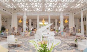 l'hôtel Farah Tanger un