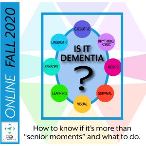 is-it-dementia-online-clasee-fall-2020