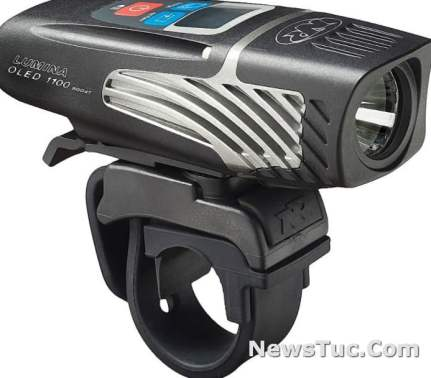 NiteRider USB Rechargeable LED Bicycle Headlight