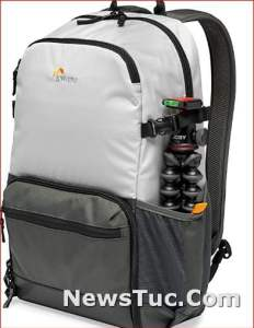 Fits 15-inch Tablet Lowepro for Compact DSLR/Mirrorless Outdoor Camera Backpack