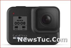 Touch Screen 4K Ultra HD Video 12MP Photos GoPro Black Waterproof Action Camera
