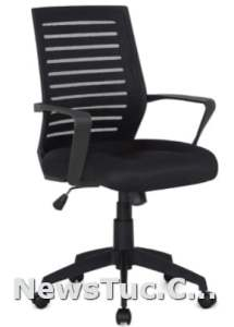 3D Surround Padded Seat Cushion VECELO Premium Black Home Office Computer Desk Chair