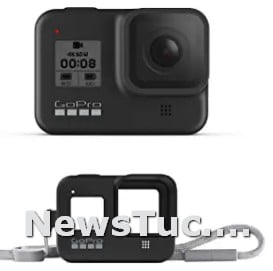 HERO8 GoPro 12MP Black SD card Waterproof to 33ft Action Camera