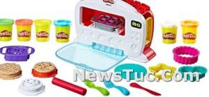 Play-Doh Magical Oven Non-Toxic Modeling Compound Metallic Colors