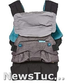 Front and Back Carry, for Newborns Infantino Go Forward Evolved Infant Baby Carrier