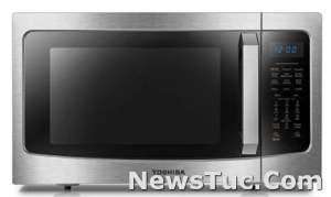 Healthy Air Fry Toshiba Multifunctional 1.5 Cu.ft, Stainless Steel Microwave Oven