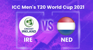 Live IRE vs NED Match 3 Oct-18 T20 WCup