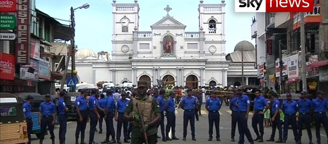 Eight British nationals killed in Sri Lanka attacks