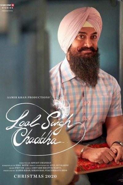 Laal Singh Chaddha Movie 2021 Poster