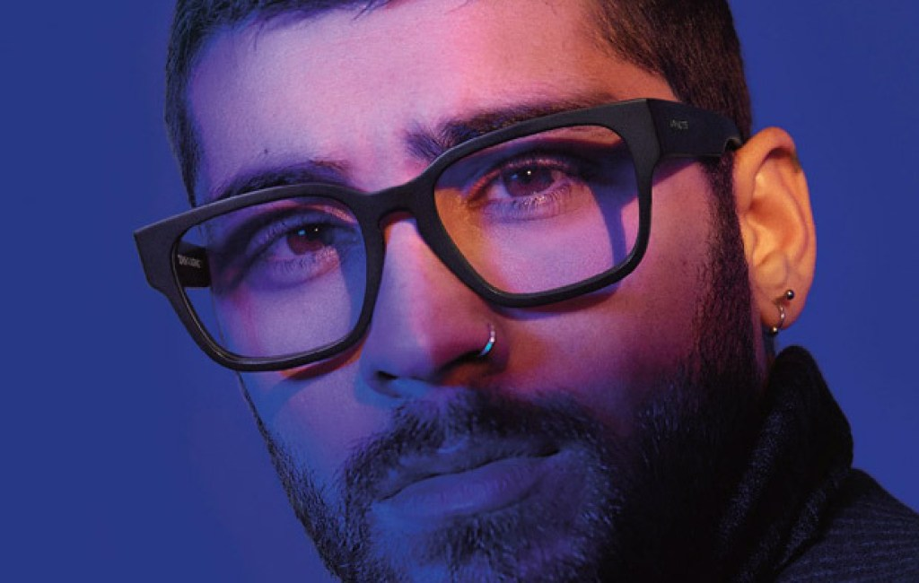 Zayn Malik collaborates with ARNETTE for eyewear collection