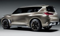 2020 Infiniti QX80 Wallpapers