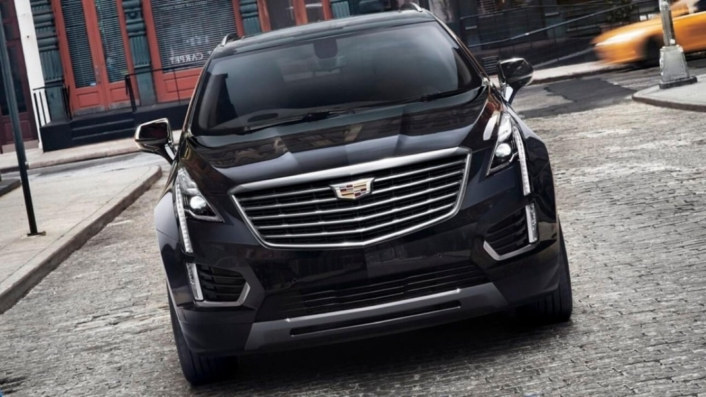 2020 Cadillac XT9 Wallpapers
