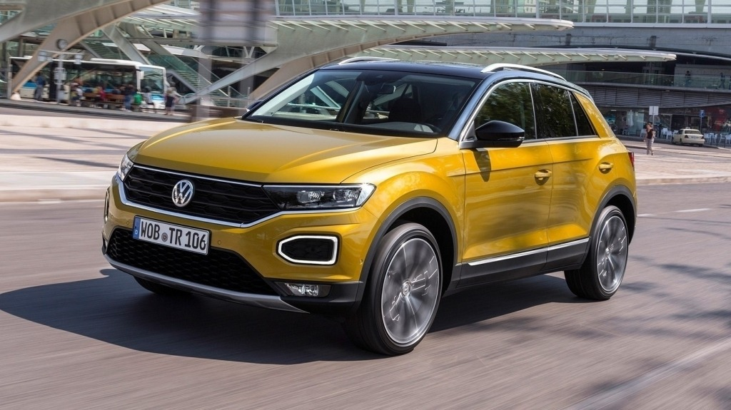 2020 VW Tiguan Redesign