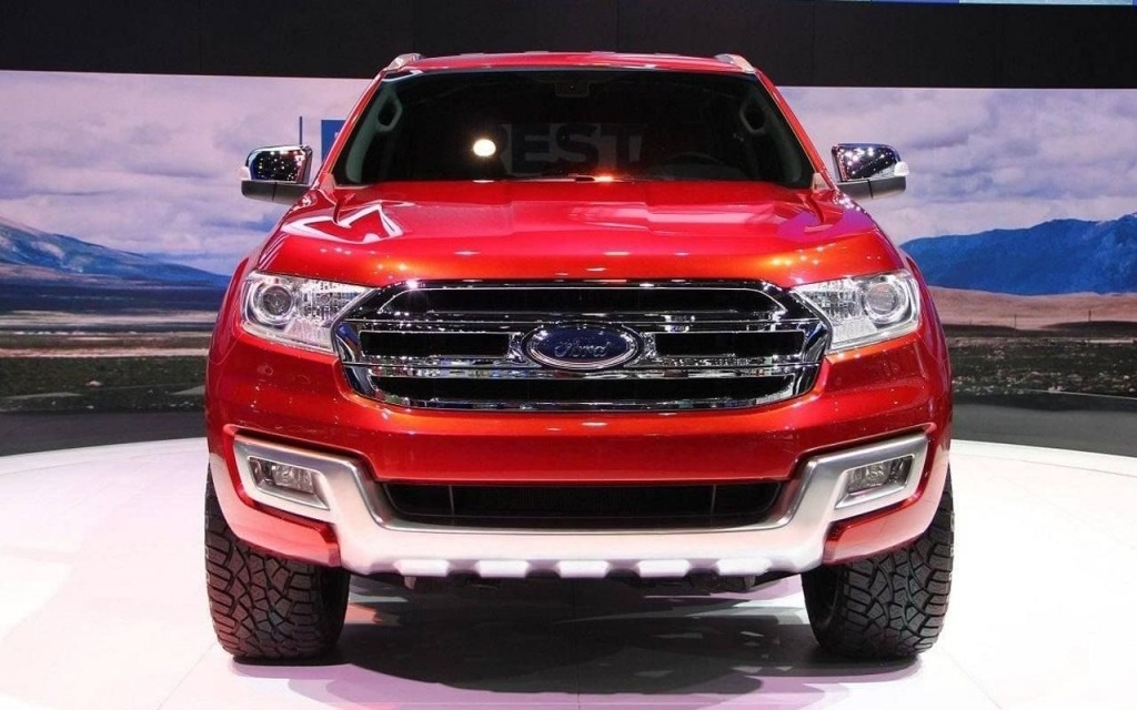 2020 Ford Ranger USA Release Date