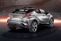 2020 Toyota CHR Spy Photos