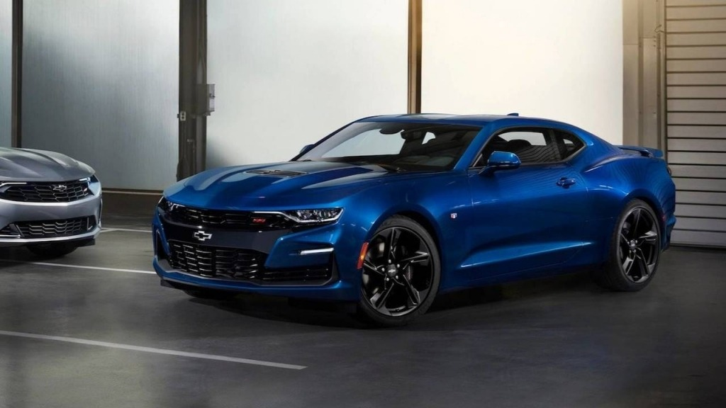 2021 Chevrolet Camaro Z28 Wallpaper