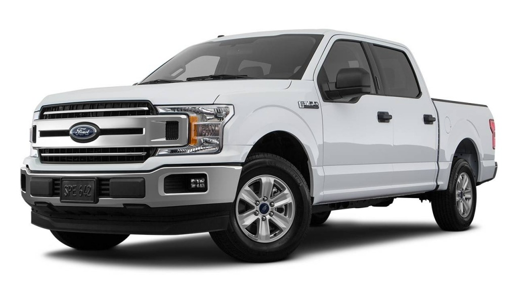 2021 Ford F150 Release Date