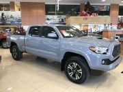 2021 Toyota Tacoma Diesel Release date