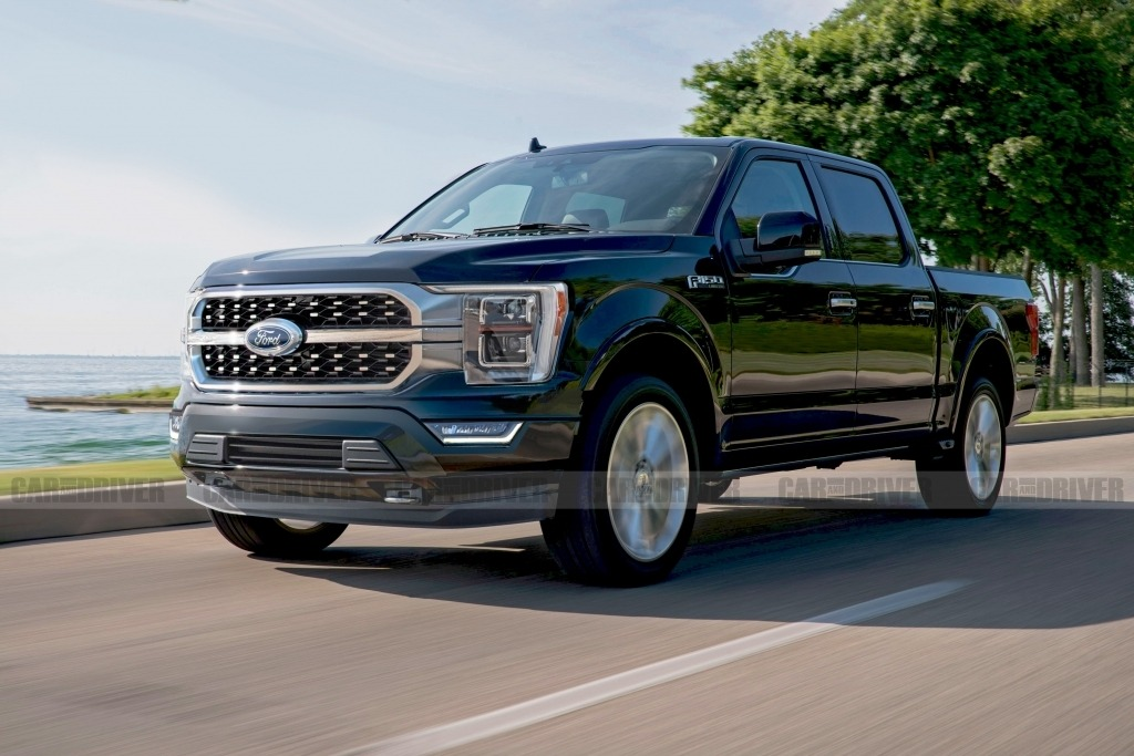 2023 Ford F150 Release Date