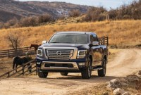 2021 Nissan Titan XD Wallpapers
