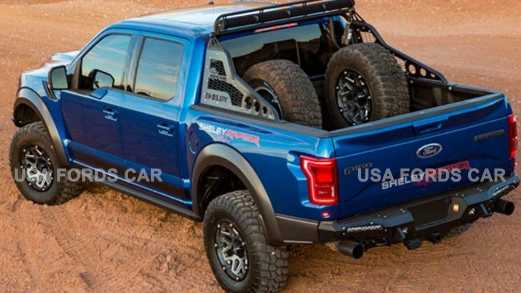 2021 Ford F150 Shelby Super Snake Release Date