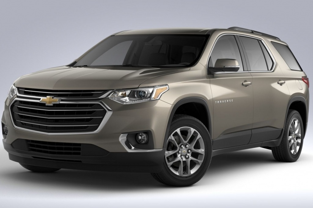 2022 Chevrolet Traverse Redesign
