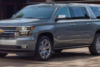 2022 Chevy Suburban Pictures